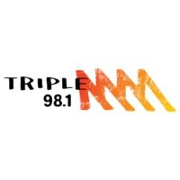 Logo de la radio Triple M Geraldton 98.1
