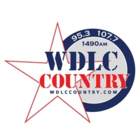 Logo de la radio WDLC Country 107.7