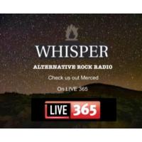 Logo of radio station Whisper Rock Radio