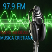 Logo of radio station radio mexicali
