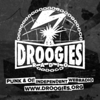 Logo of radio station Droogies Radio