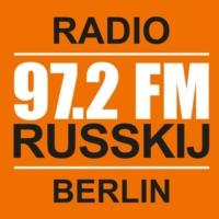 Logo of radio station Radio Russkij Berlin