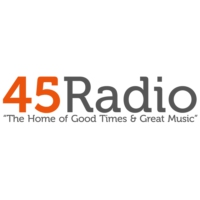 Logo of radio station 45 Radio