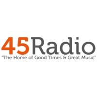 Logo de la radio 45 Radio