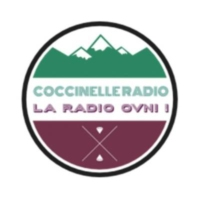 Logo of radio station COCCINELLE