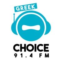 Logo de la radio Greek Choice 91.4