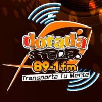 Logo de la radio Dorado Stereo 89.1 FM
