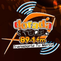 Logo of radio station Dorado Stereo 89.1 FM