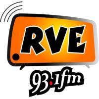 Logo of radio station RVE 93.1 fm