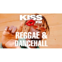 Logo of radio station KISS FM - REGGAE & DANCEHALL