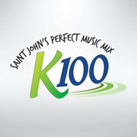 Logo of radio station CIOK-FM K100
