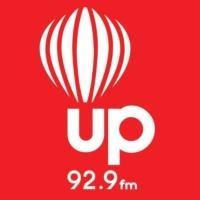 Logo of radio station Up 92.9