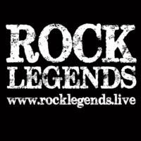 Logo de la radio Rock Legends - Legendary Rock Classics