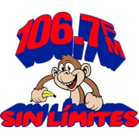 Logo of radio station Sin Límites 106.7 FM