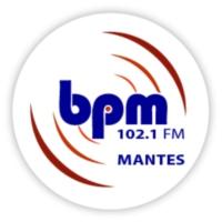 Logo of radio station Radio BPM 102.1