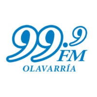 Logo of radio station FM 99.9 Olavarría