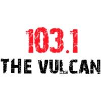 Logo of radio station WQEN-FM 103.1 The Vulcan