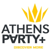 Logo of radio station Athens Party +