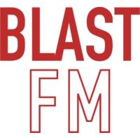 Logo of radio station Blast FM