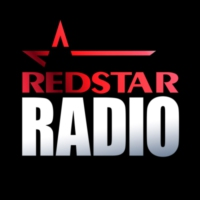 Logo of radio station RedStar Radio