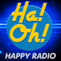 Logo of radio station Happy radio France