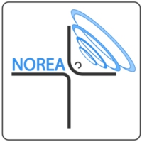 Logo of radio station Norea Radio Danmark