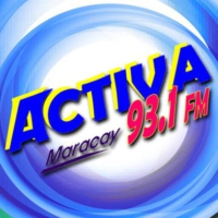 Logo of radio station Activa 93.1 FM