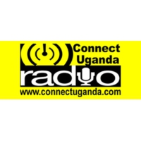 Logo of radio station Connect Uganda Radio