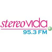 Logo de la radio XHPY Stereo vida 95.3 FM