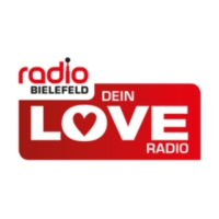 Logo of radio station Radio Bielefeld - Love Radio