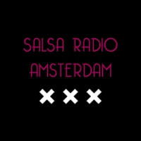 Logo of radio station Salsa Radio Amsterdam