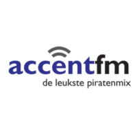 Logo of radio station AccentFM