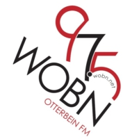 Logo of radio station WOBN 97.5