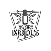 Logo of radio station Rádio MODUS