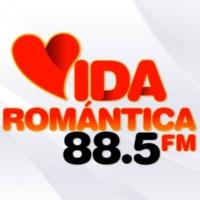 Logo of radio station XHAFQ Vida Romántica 88.5 FM
