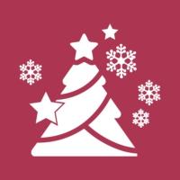 Logo de la radio 100 % Weihnachts-Hits