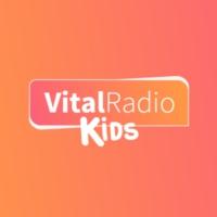 Logo of radio station Vital Radio Kids