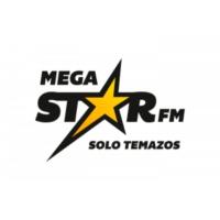 Logo of radio station MegaStarFM