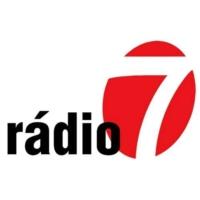 Logo of radio station Rádio 7