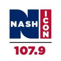 Logo de la radio WOGT 107.9 Nash ICON