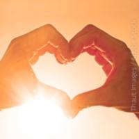 Logo of radio station kronehit - Love