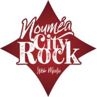 Logo of radio station noumea city rock