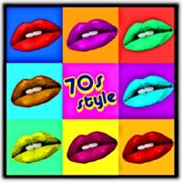 Logo of radio station 70s Style
