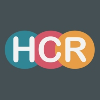 Logo of radio station Harrogate Community Radio