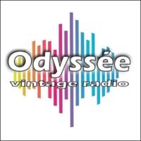 Logo de la radio Odyssée vintage radio