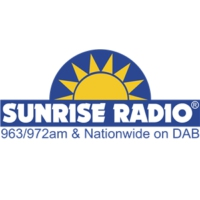 Logo de la radio Sunrise Radio