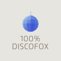 Logo of radio station 100% Discofox by Schlagerplanet Radio