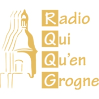 Logo of radio station RQQG