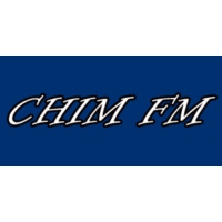 Logo of radio station CHIM FM