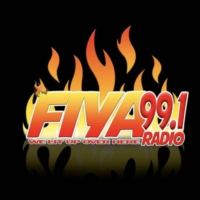 Logo of radio station FIYA 99.1 Radio